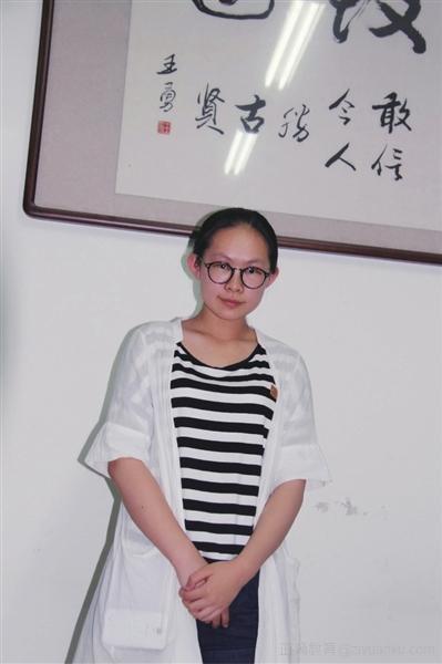 2016宁夏理科状元李煦文