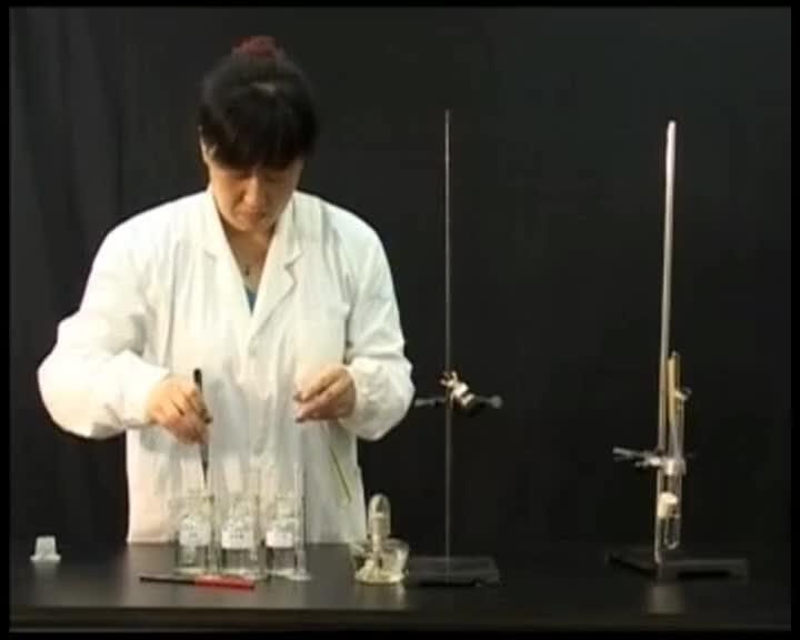 人教版高一化学必修二第三章第三节乙酸乙酯的制取演示实验