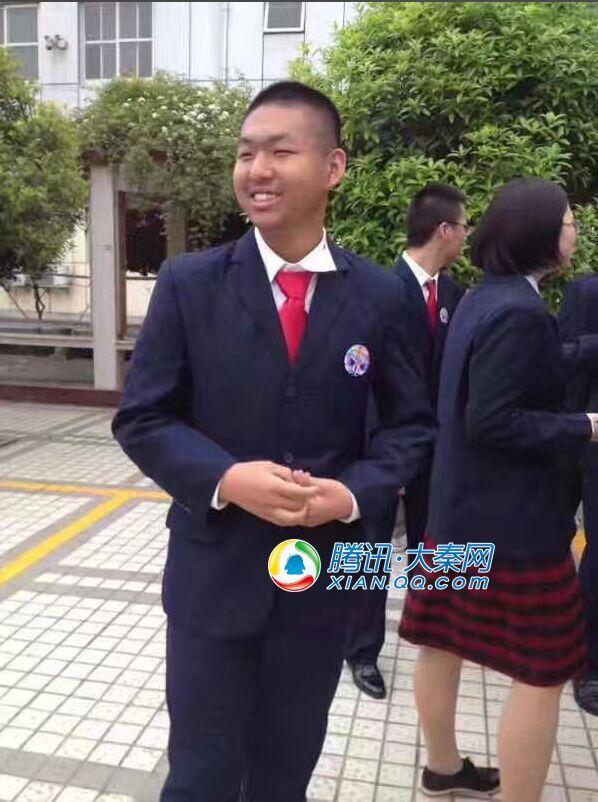 2017陕西理科状元郑书豪