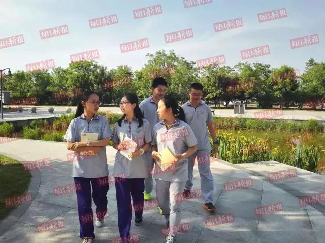 2017天津文科状元王逸
