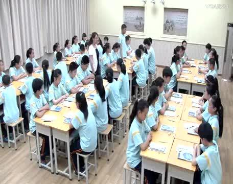 北师大版 七年级语文下册 第六单元 第11课《愚公移山》-公开课