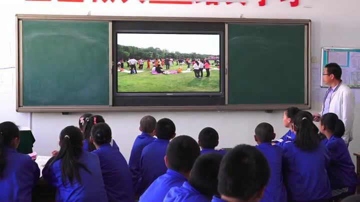 人教版 七年级英语下册 Unit 6 I'm watching TV.-公开课