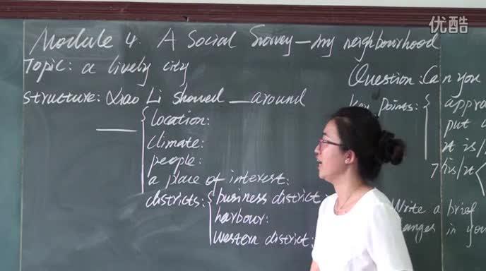 高一英语必修一 Module4-名师示范课