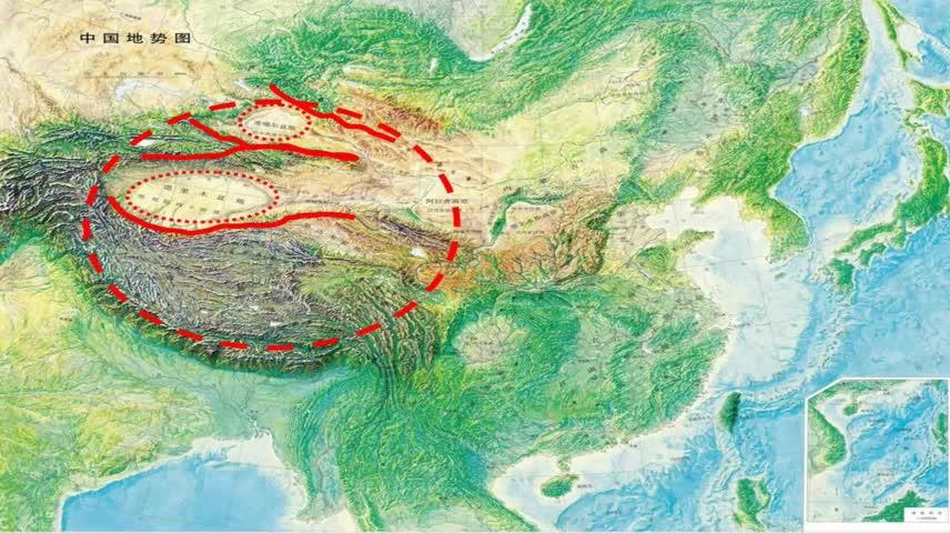 人教版 高一地理必修一 第四章 第一节:营造地表形态的变化的内外力因素游中国析地貌-名师示范课