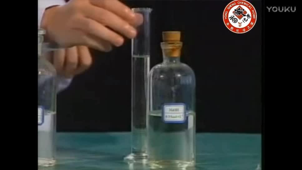 人教版 高二化学选修四 第一章 第一节:高中实验242-中和热的测定-实验演示