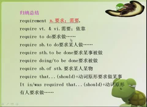 人教版 高二英语 选修七_Unit5词汇04-名师示范课