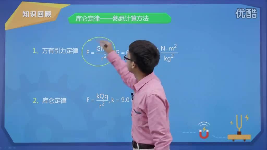 高中物理提高 静电场 第3讲 轻松搞定库仑定律-名师示范课