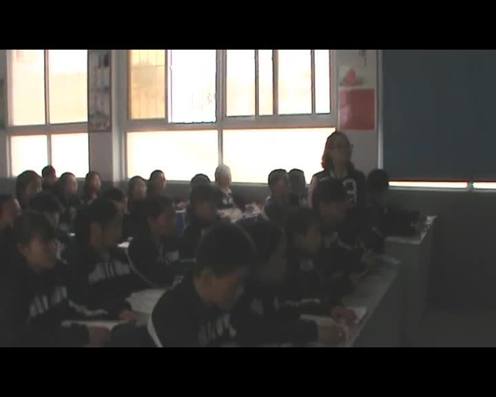 [中学联盟]陕西省石泉县池河中学人教版七年级英语下册:unit3 Section A 2a-2e课堂实录1