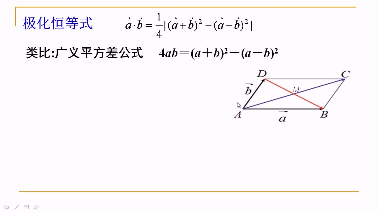 【名师微课】高三数学重难点名师点金:向量问题(5)