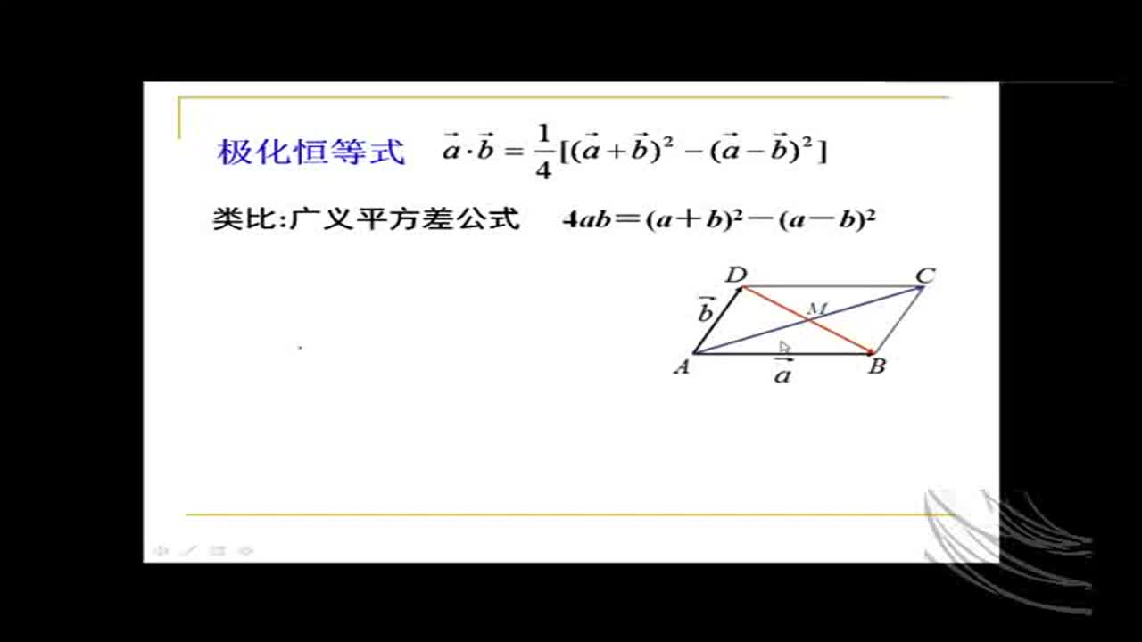 【名师微课】高三数学重难点名师点金:向量数形结合