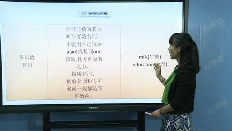 九年级英语(中考):名词-名师示范课
