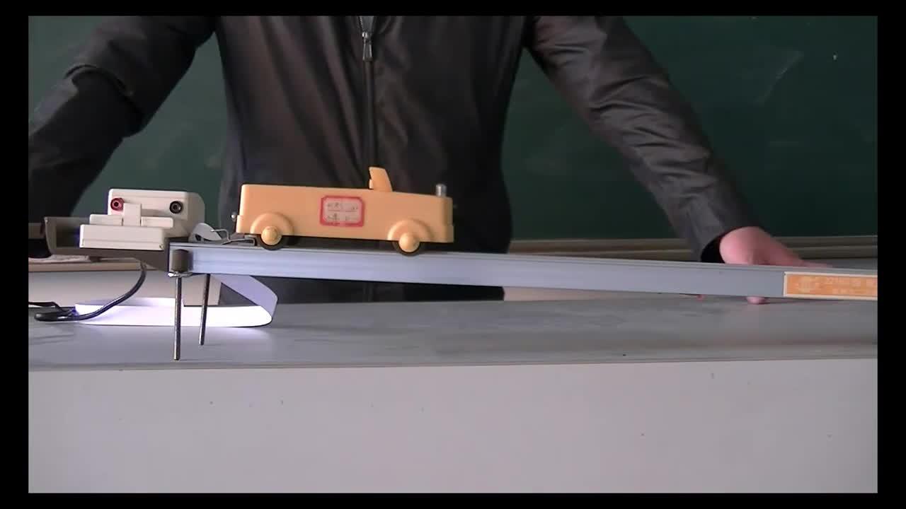 【名校名师微课】人教版高中物理必修1四基目标专题微课程(浙江专版):平衡摩擦力