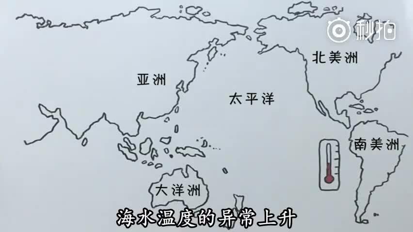 高一地理什么是厄尔尼诺现象