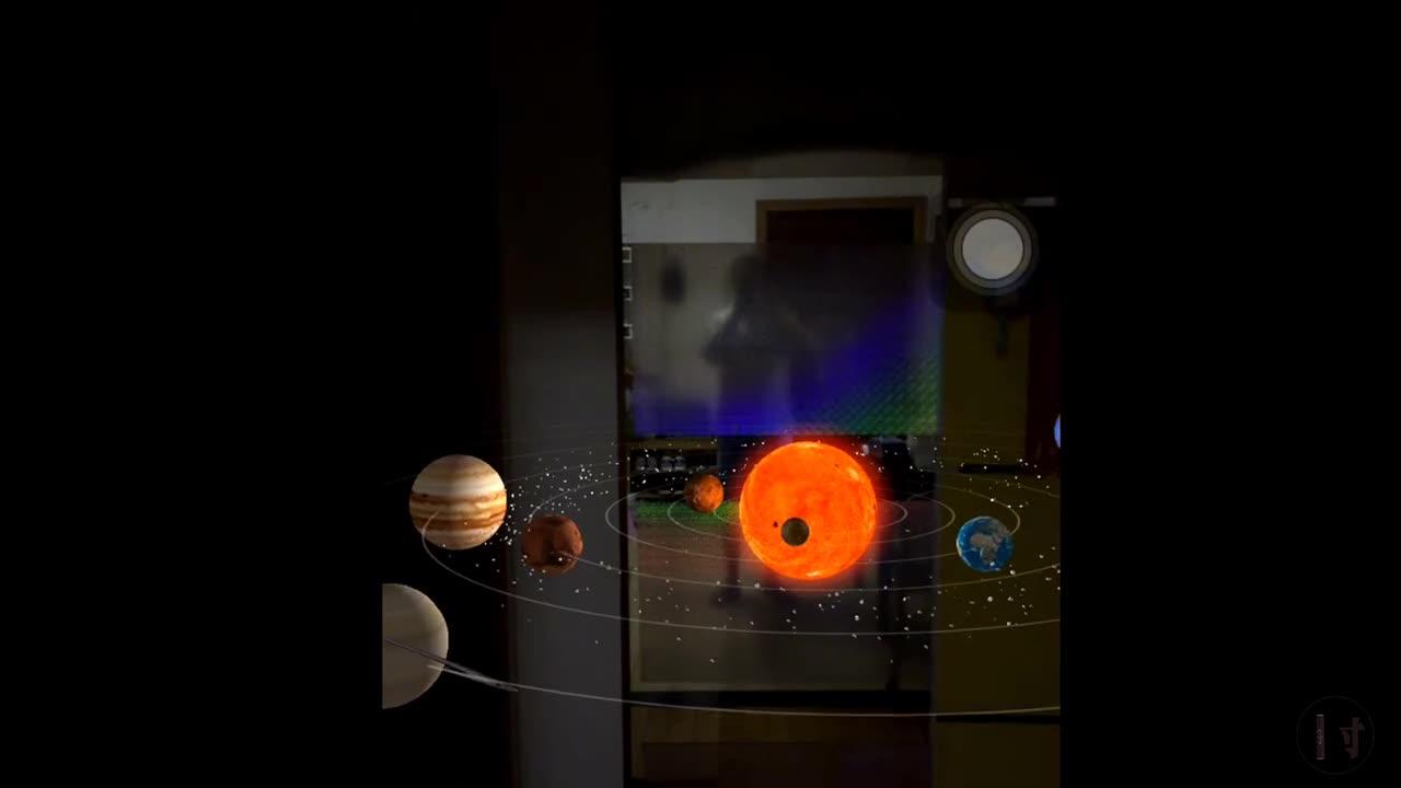 高一地理视频---我家有个太阳系