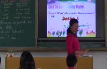 七年级英语下册 Unit 8 topicl sectiona-视频公开课