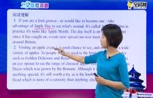 高考英语 2016年普通高等学校招生全国统一考试英语(新课标3)真题详解——阅读理解三-试题视频