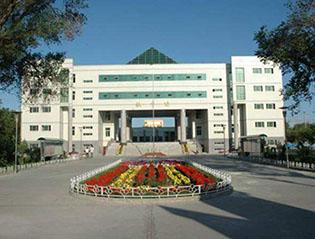 新疆呼图壁县第一中学