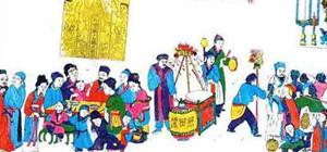 春节习俗:腊月二十五 接玉皇 照田蚕 赶乱岁