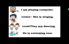 冀教版 初中英语时态 现在进行时-视频微课堂