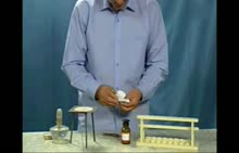 人教版 高一化学 必修一 钾与氧气的反应实验-实验演示