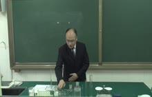 鲁教版 九年级化学全册 三单元教师实验操作参考视频:配制一定溶质质量分数的溶液 罗庭东-实验演示