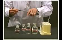 人教版 九年级化学下册 第九单元 溶液 碘和高锰酸钾溶解性的比较-实验演示