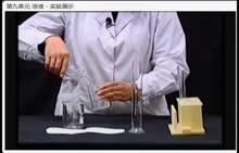 人教版 九年级化学下册 第九单元 溶液 配置两种质量分数不同的氯化钠溶液-实验演示