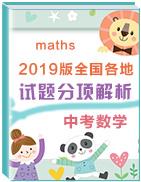 2019版全国各地中考数学试题分项解析