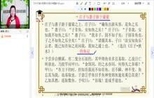 中考语文 课外文言文阅读满分班-第6讲:文言文句式+撰写-视频公开课