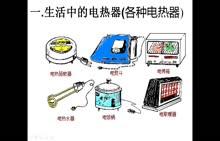 人教版 九年级物理全册 第十八章电功率:电热综合问题(视频微课堂)