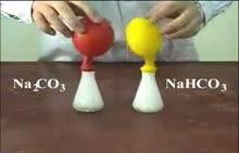 人教版 高二化学 碳酸钠与碳酸氢钠性质-实验演示