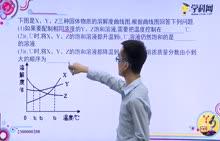 初中化学 溶解度曲线-溶解度曲线例题3-试题视频