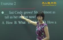 初中英语-句子结构专项训练(7)-视频微课堂