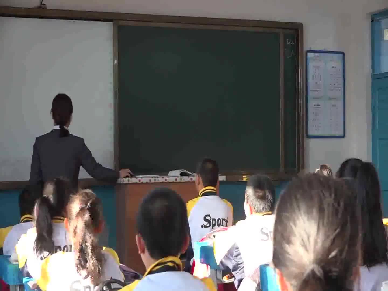 人教部编版(五四) 初中语文六年级上册 第四单元 第15课《在柏林》-视频公开课