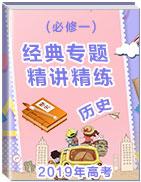 2019年高考历史经典专题精讲精练(必修一)