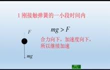 人教版 高中物理 必修1 第四章 第七节 加速度动态分析-视频微课堂