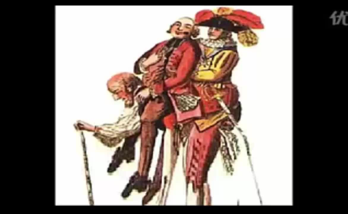 人教部编版 九年级历史上册 第六单元 第19课 法国大革命-视频微课堂
