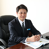 王忠峰 吉林省吉林国投吉林市万信中学校生物优秀教师