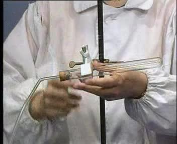人教版 九年级化学 铁架台