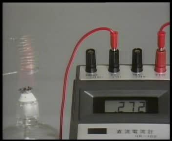人教版 九年级物理 第17章 金属线电阻与温度的关系