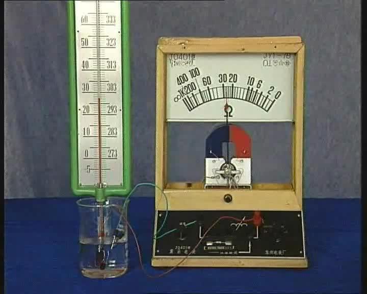 人教版 九年级物理 第17章 热敏电阻
