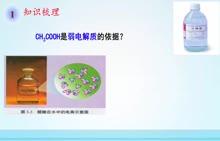 高二化学《溶液中的离子反应》微课:判断弱电解质的方法