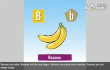 外研版 七年级英语上册:A to Z Fruits & Vegetables Preschool-视频素材