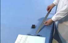 人教版 八年级物理  用刻度尺测量物体的长度-实验演示视频