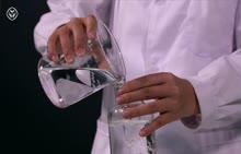 人教版九年级化学上册第1单元 人体呼出与吸入气体不同探究 实验视频