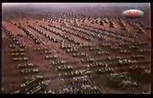 人教版九年级历史下第14课冷战中的对峙视频素材 (7份打包)