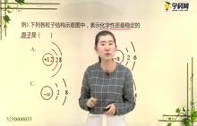 初中化学 分子和原子:构成物质的微粒—分子、原子、离子-试题视频