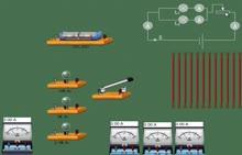 九年级物理 物理实验视频:6 实验 并联电流特点3 实验2-实验演示视频