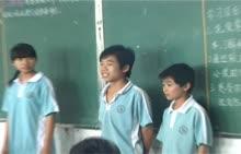 八年级人教版 语文 蒙山县二中语文录像课《喂——出来》-公开课