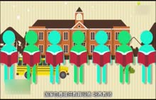"""八年级下册 政治 动画宣传片之""""什么是受教育权?-视频素材"""